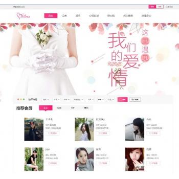 广州最专业的婚恋交友网婚恋交友系统