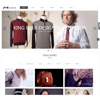 视频 案例 产品 HTML5展示网站