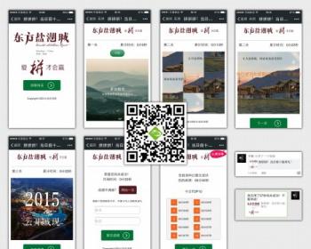 微信广告拼图5.0 禾今dz插件 百分百可用 已经做过多场活动